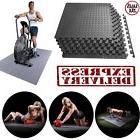 Exercise Floor Mat Fitness Puzzle Rug Gym 24SF Workout Equip