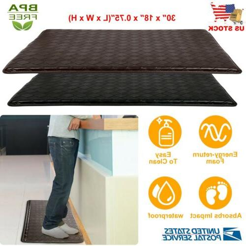 anti fatigue floor mat 30 x 18