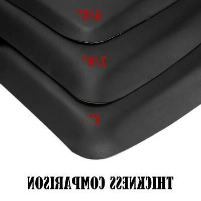 Anti Fatigue Hair Mat Chair Floor Mats Thick 7/8""