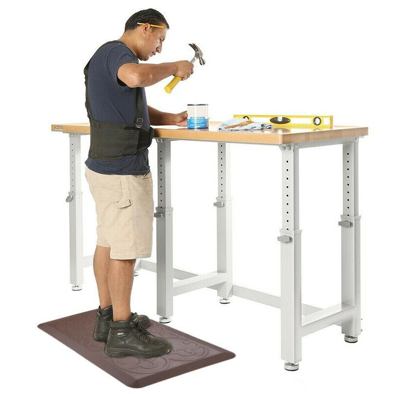 Anti Kitchen Standing Desk Thick Cushioned