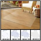 PVC Chair Floor Mat Home Office Protector For Hard Wood Floo