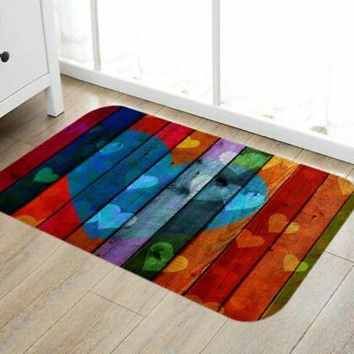 Area Decorative Floor Mat Room Bedroom Kitchen