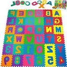 Baby Alphabet/Number Foam Exercise Floor Kids Puzzle Play Ma