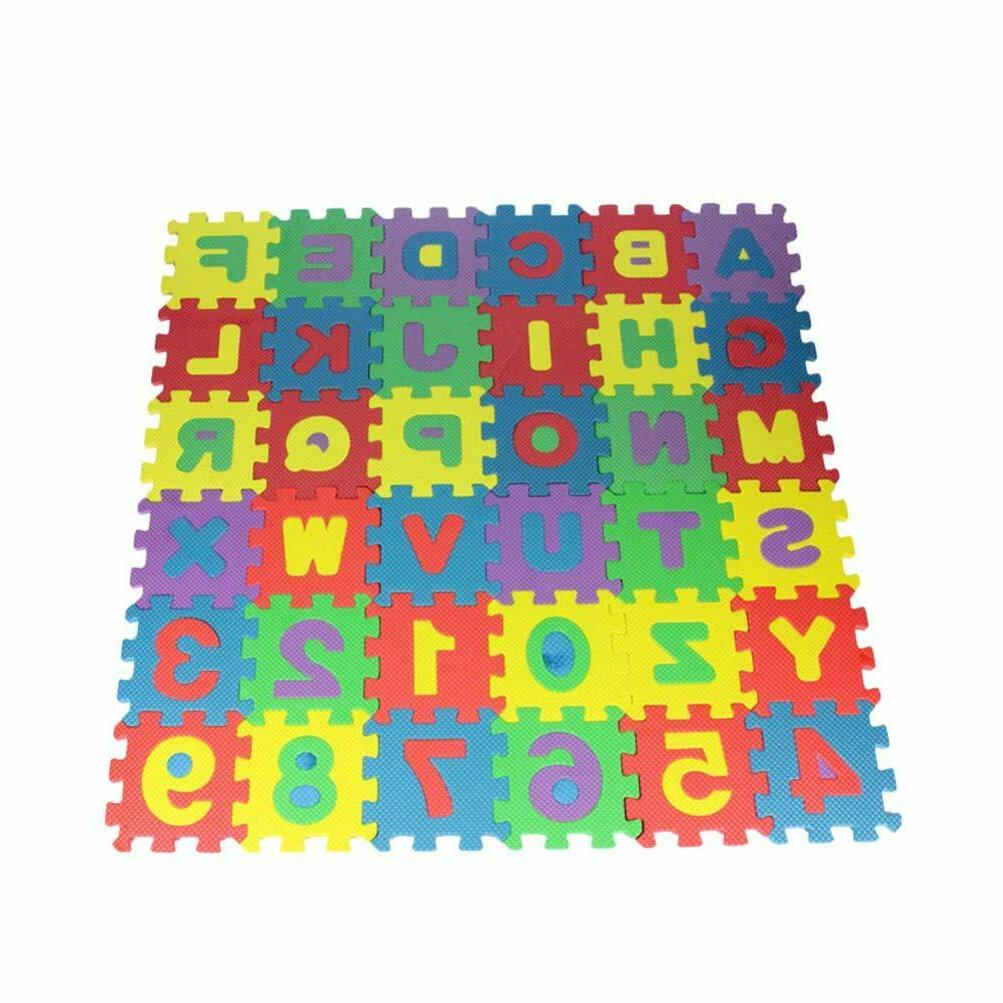 BalanceFrom Puzzle Exercise Mat with EVA Floor Mat Gym Hom