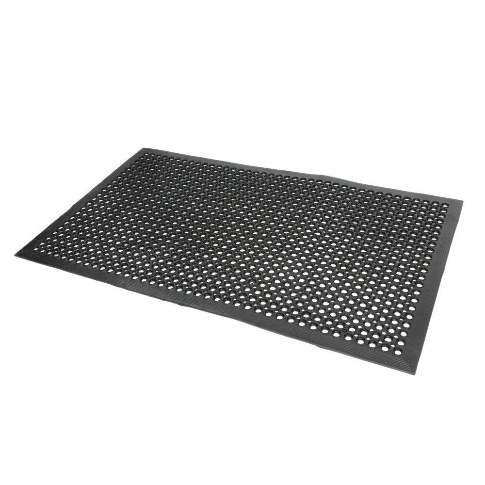 "Black Anti-Fatigue Floor 36"" Cushion Duty Mat US"
