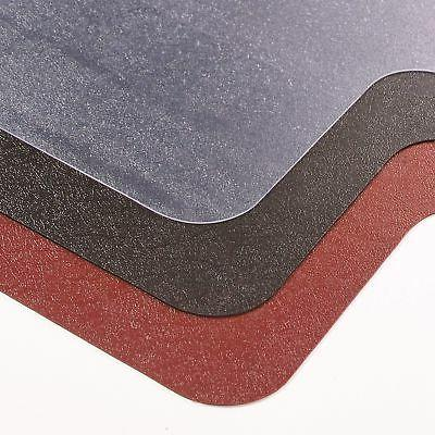 Resilia Desk Mat–Burgundy x 4' Rectangle Hard