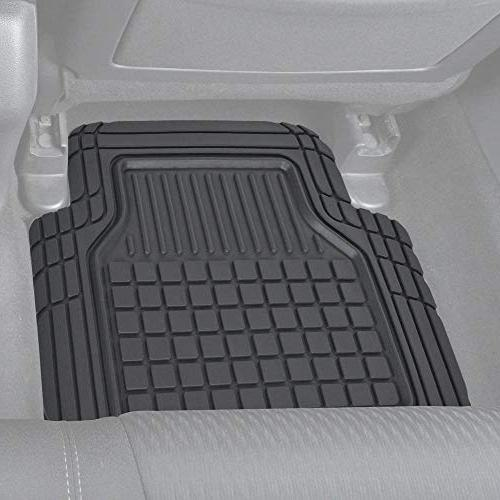 Motor Floor Mats for SUV Piece w/Cargo Trunk