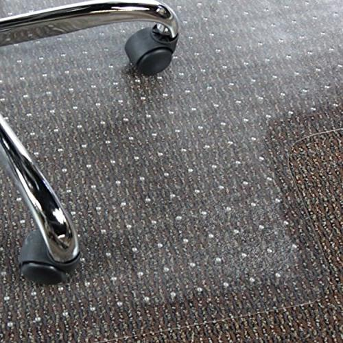 Essentials - Carpet Floor for Office Chair, 36 x 48