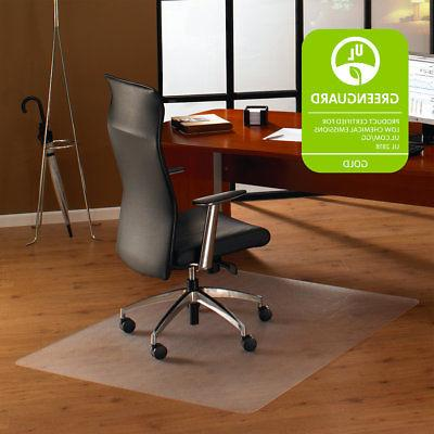 Floortex Cleartex Ultimat Floor Straight Chair Mat