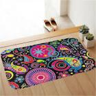 Colorful Doormat Indoor Outdoor Door Entrance Way Entry Floo