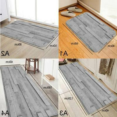 door mat rubber non slip kitchen bath