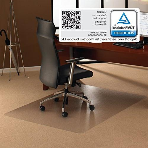 "Ecotex Polymer Chair Mat Carpets to 48"" x"