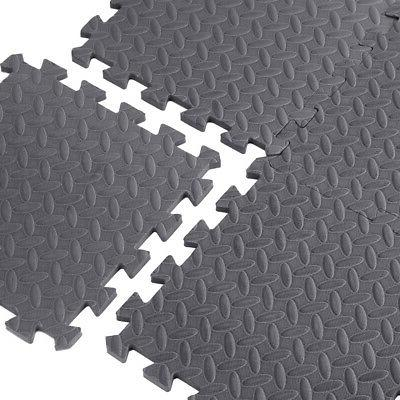 EXERCISE MAT Puzzle Home