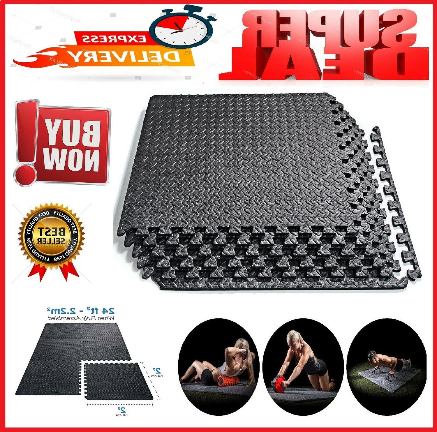 Exercise Floor Puzzle 24SF Lifting