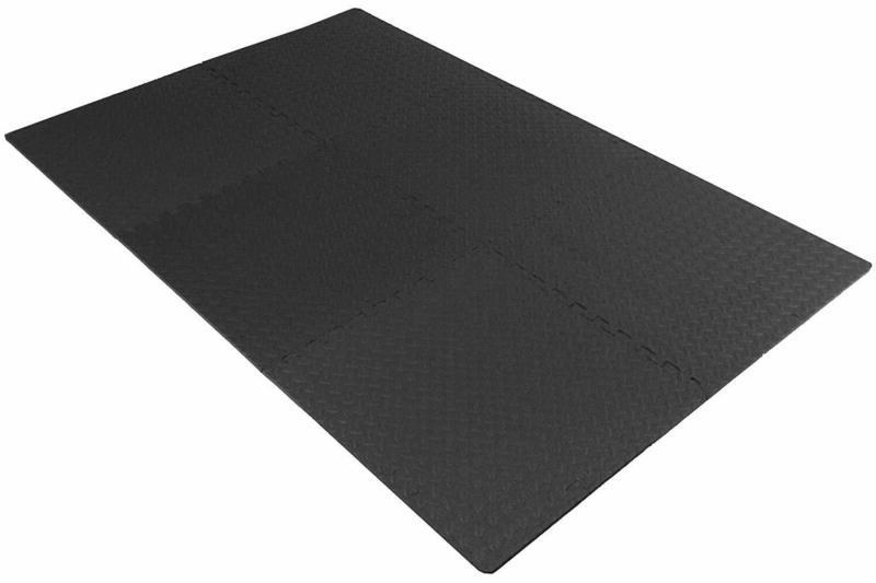 Exercise Floor Mat GYM FLOORING Protective Home