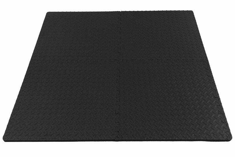 Exercise FLOORING Tiles Garage Home For Workout