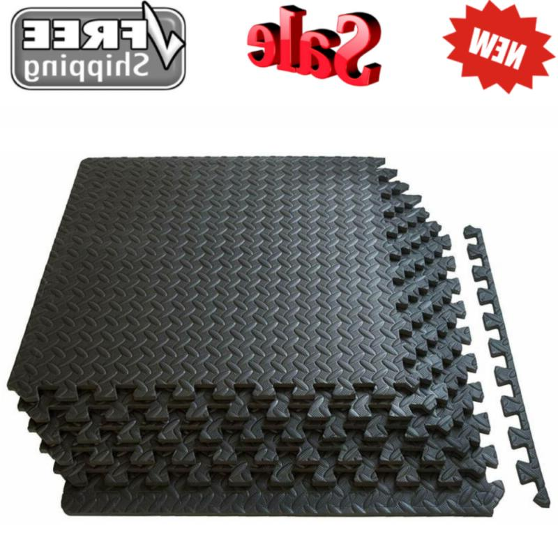 exercise floor mat gym flooring tiles protective