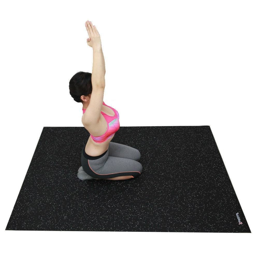 exercise mat thick heavy duty