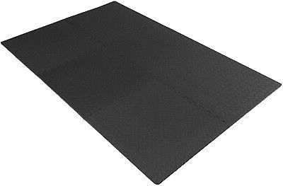 Fitness Locking Exercise Foam Protective Flooring for