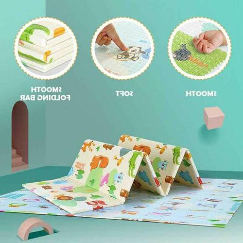 Folding Baby Baby Care Non-Slip Waterproof