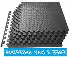 Gymnastics Mat Foam Puzzle Home Gym Flooring Fitness Workout