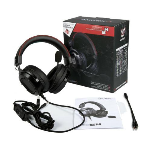 Gaming Stereo Noise Canceling Light for One
