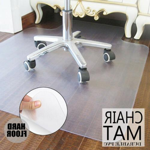 home office chair mat for floor wood
