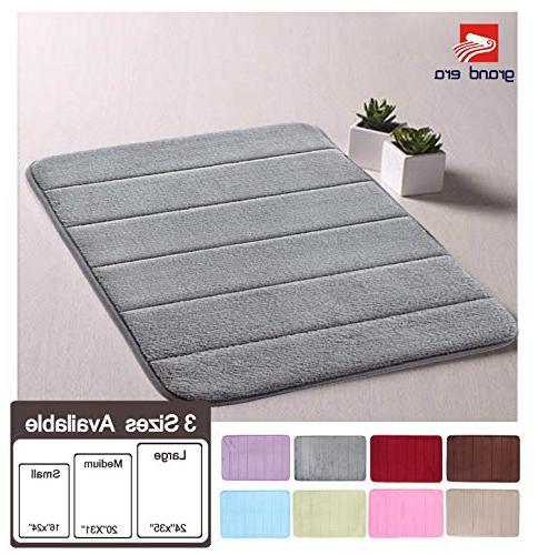 incredibly soft absorbent memory foam