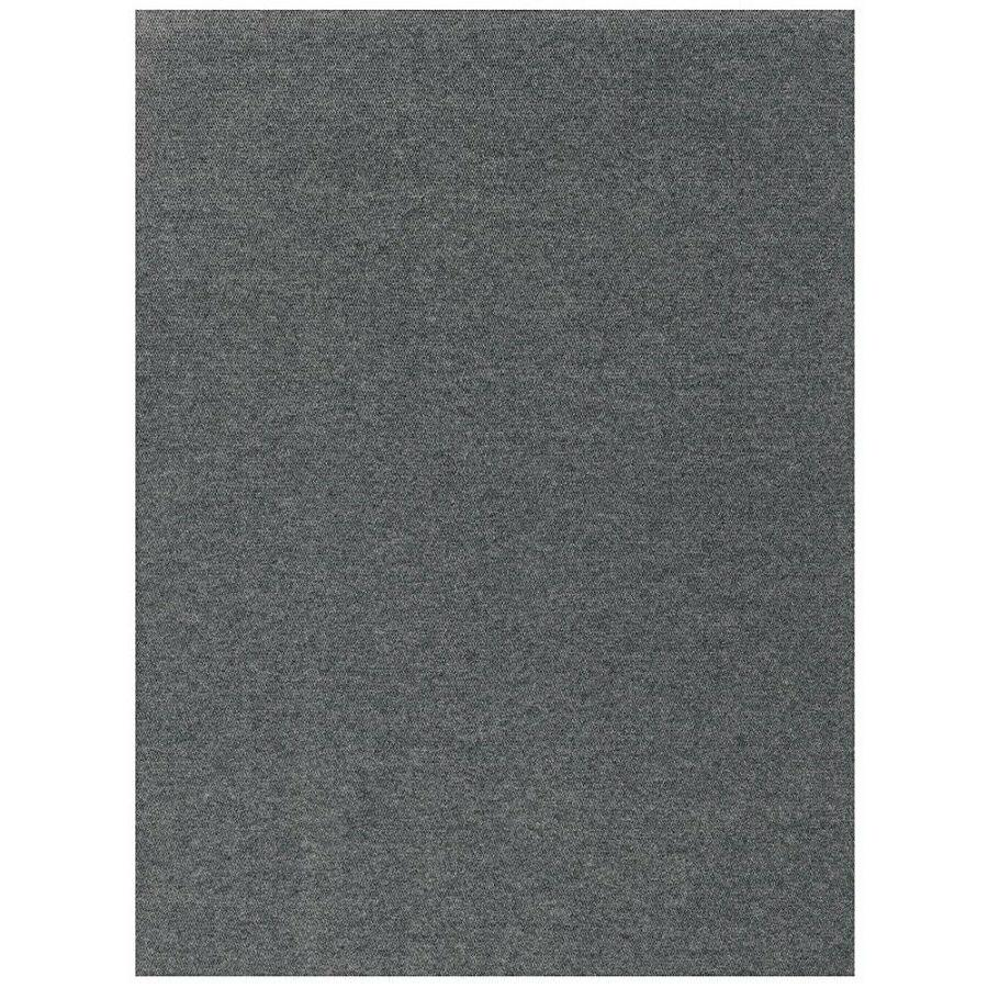 Indoor Outdoor Area Rug Grey Gray Floor Carpet Deck RV Offic
