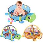 Infant Toddler Baby Play Mat Activity Gym Playmat Floor Ador