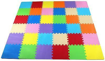 kid s puzzle exercise play mat