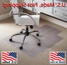 ES Robbins Lipped Foldable Chair Mat for Home, office Carpet