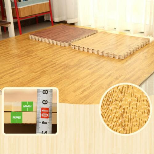 New 24 Tiles 96 Sq Ft Interlocking EVA Foam Floor Mat Floori