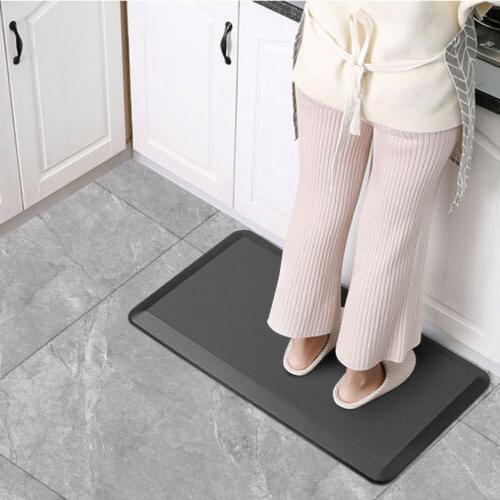 Commercial Non-Slip Anti-Fatigue Comfort Mats Floor Rubber M