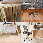 office chair mat clear plastic for hardwood
