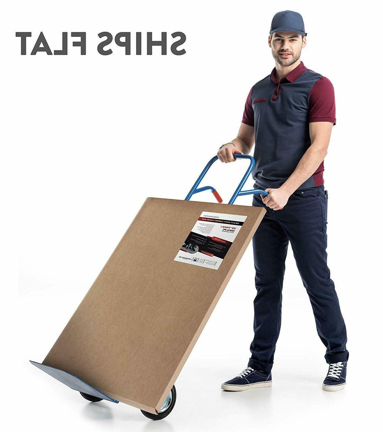Office for Carpeted Floors - Duty