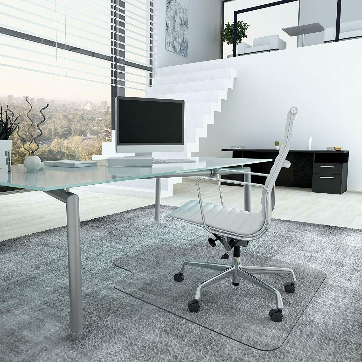 Office Chair Carpeted - Duty