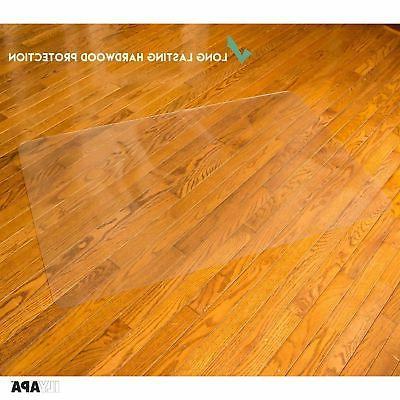 Office Chair Mat Hardwood 48 Floor for Chairs