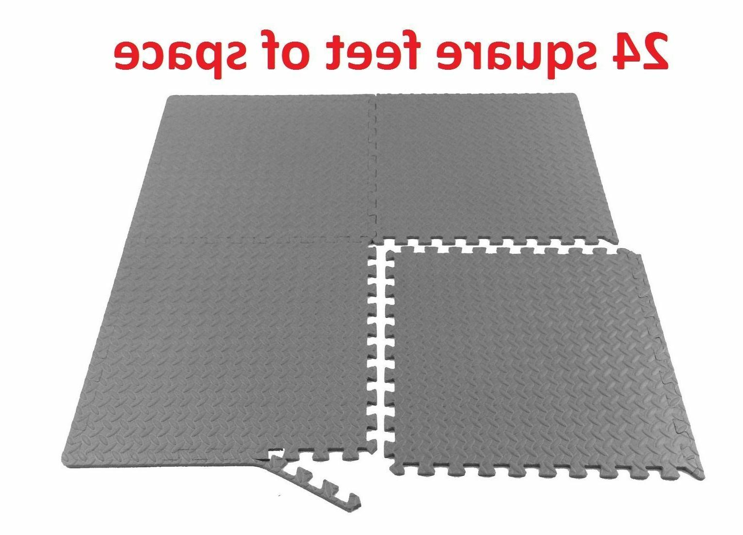 puzzle exercise equipment floor mat