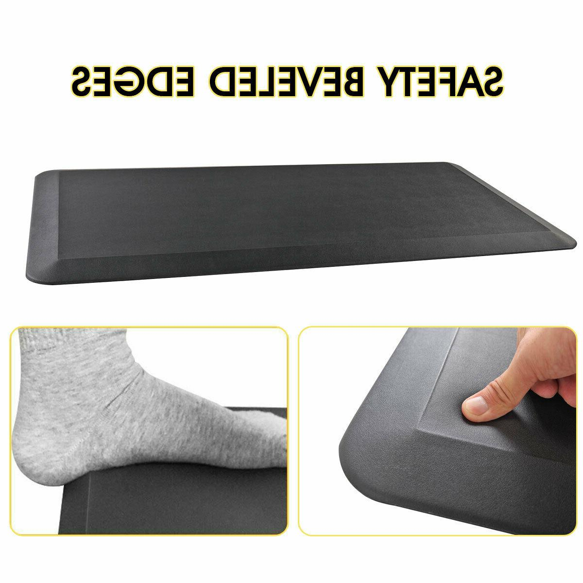 PVC Anti-Fatigue Office and Standing Desk Pad