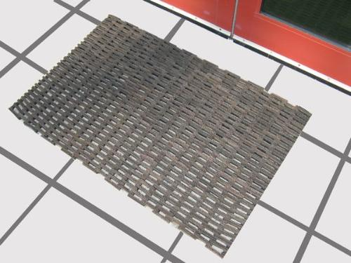 """Recycled Rubber Tire Mats x 48"""""""