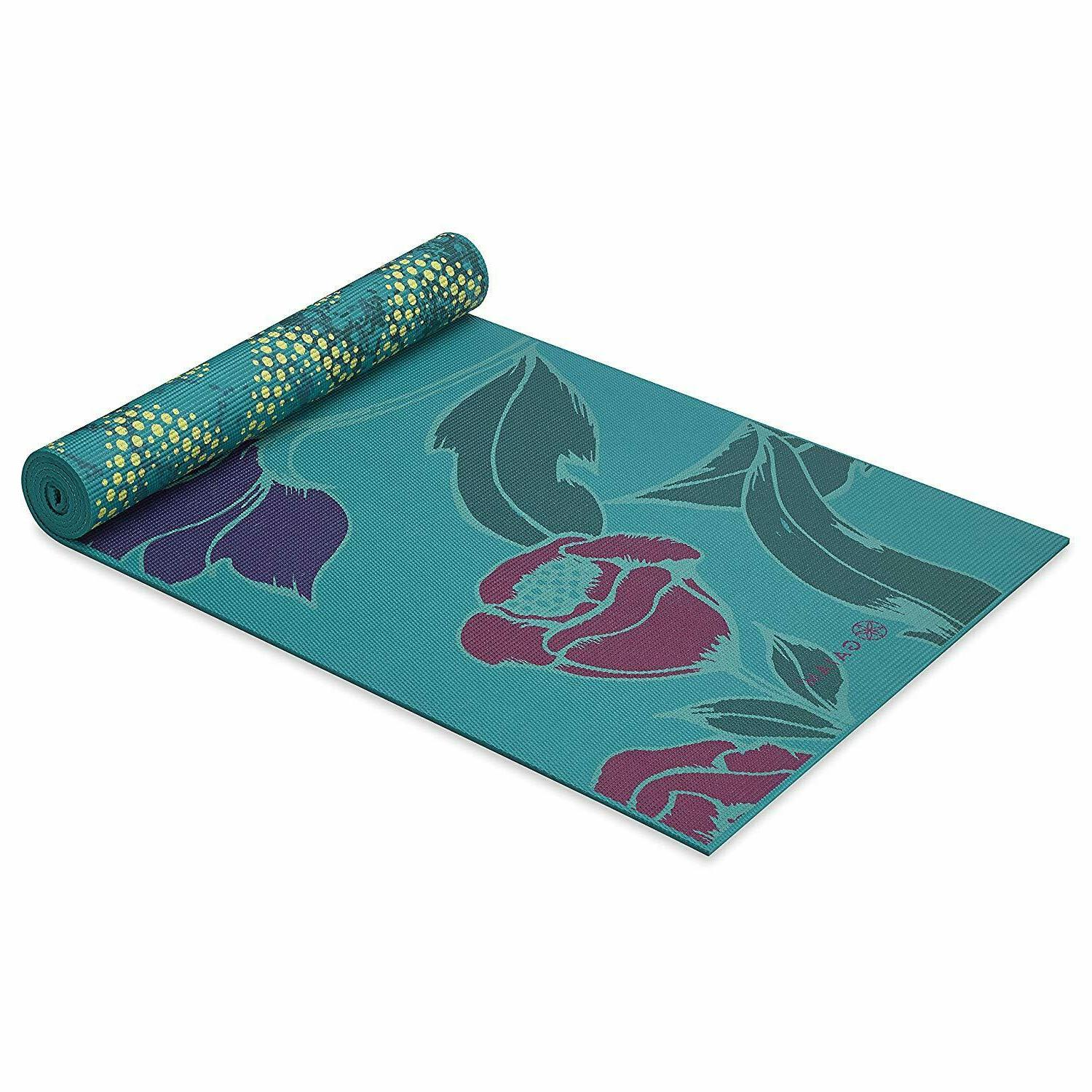 Thick Printed Floor Mats