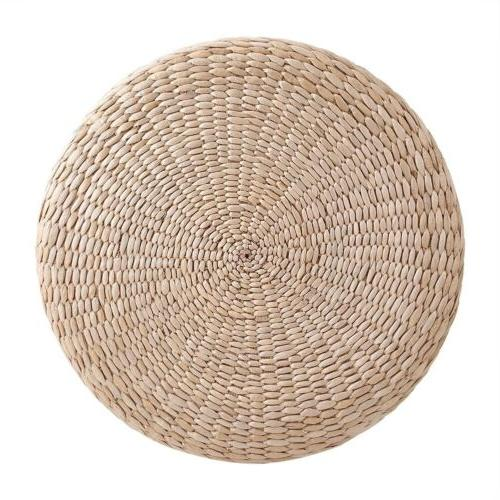 Round Cushion Pouf Meditation Pad