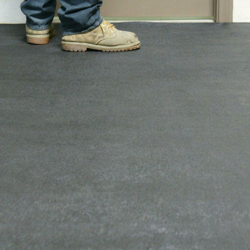 Rubber-Cal Tuff-N-Lastic Runners Rolled Indoor/Outdoor Path