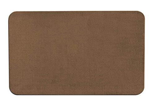 House, Home Skid-resistant Rug Toffee Brown 8' X - Other From