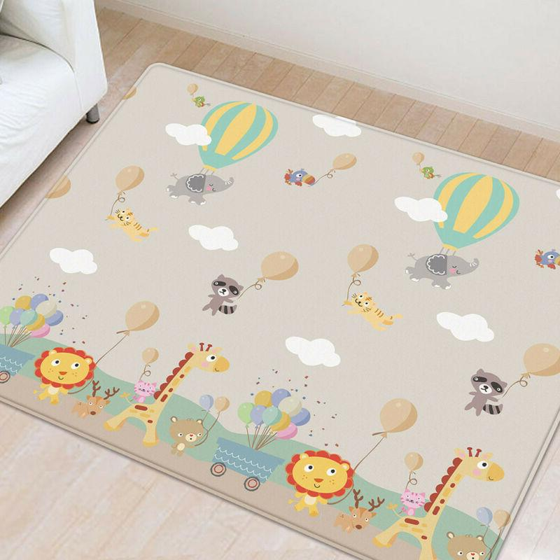 Soft Floor Toddler Kids Puzzle Exercise USA