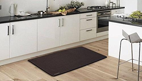 Mat, Anti-Fatigue Comfort Mat- Ergonomic, to eliminate pressure from standing