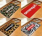 Supreme Cool Velboa Floor Rug Carpet Living Room Doormat Kit