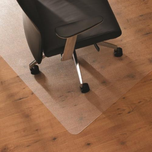 """Cleartex XXL General Office Mat, for Floors, Strong 60"""" x"""