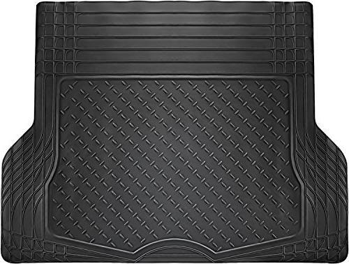 weathershield hd rubber trunk cargo liner floor